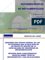 Curso Instrumentación - internet PPT