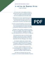 Borges Jorge - Fundación mítica de Bs As