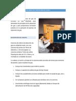 Columna de absorción de gases - Ficha técnica