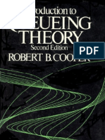 Intro to Queueing Theory Cooper