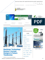 Bushings Technology Review_ Current Designs & Future Tendencies _ INMR _ Independent T&D Information ResourcesINMR _ Independent T&D Information Resources _ World's Leading Transmission and Distribution Technical Journal1
