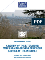 Men's Health Literature Review Dec2013 FINAL