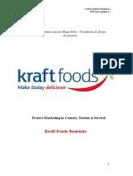 Sem 2 Marketing - Kraft Foods