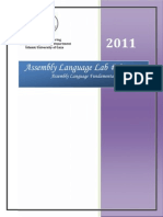 Assembly Lab 2