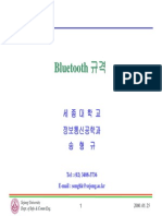 Bluetooth규격