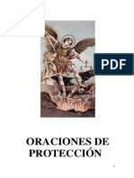 Oraciones de Proteccion