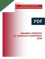 Anuar Constanta 2010