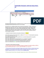 Cara Membagi Bandwidth Otomatis Adil Dan Sama Rata Di Mikrotik Router