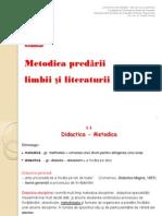 Metodica Limbii Si Lit Romane 1_5 ID_nov 2013