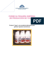 Empresa de Produccion de Yogurt