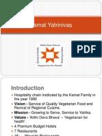 Kamat Yatrinivas