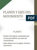 Planos y Ejes Lic.valcarcel