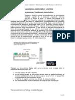 006 Metodos de Transferencia de Proteinas a Filtros Western Blot