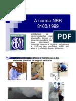 NBR 8160