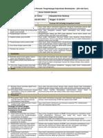 Format Penyusunan Rencana Pkb