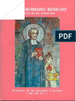 Eizaguirre, Santiago - Santo Hermano Benildo
