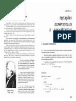 Fundamentos.de.Matematica.Equações e inequações exponenciais e logaritmica