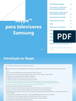 Samsung UN32F5500 Skype