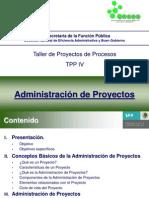 1 Conceptos de Administracion de Proyectos
