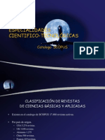 Catalogo SCOPUS
