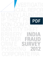 India Fraud Survey 2012
