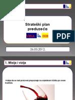 Strateski Plan