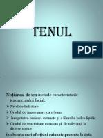 tenul