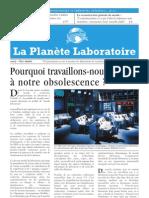 La Planète Laboratoire 1