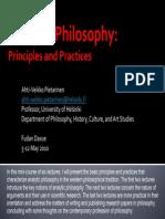 [2010] - Pietarinen - Essential Analytic Philosophy
