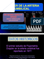 Doppler de Arteria Umbilical
