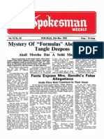 The Spokesman Weekly Vol. 32 No. 39 May 30, 1983