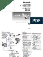 Lumix Manuale