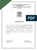 html5 seminar report