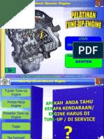 Tune Up Motor Bensin