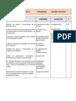 INDICADORES Y CONTENIDOS  I PER SOC 9°-14 - copia