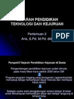 Presentasi Sejarah PTK