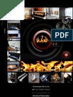 Cotización Chimeneas F&F (BIO) Sr Fredy Parra