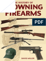 The History of Browning Firearms by David Miller | Firearms