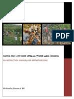 Manual Well Drilling Manuala