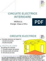 Circuit e Electric e Inter i o Are