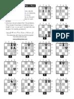 Key Mate Patterns