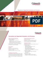 Catálogo general servicios Chilworth
