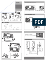 SAILOR 6222 VHF DSC - Installation Guide - 98-132281-A