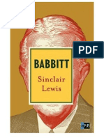 Babbitt de Sinclair Lewis v1.3