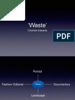 Waste Powerpoint
