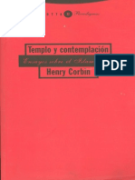 Corbin, Henry - Templo y Contemplación
