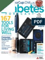 Diabetes Forecast - 201301
