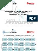 Mapas Aprendizaje Programas Aet Petroboscan