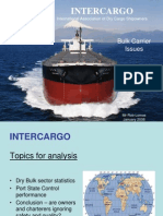 Bulk Carrier Issues