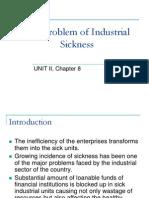 theproblemofindustrialsickness1-110225002801-phpapp02